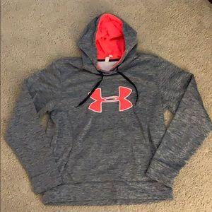 Under Armour Grey Sweatshirt/Hoodie